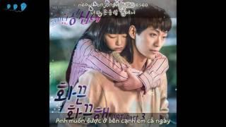 My Face Is Burning  – Choi Sang Yeob [Beautiful Gong Shim OST Part.3]