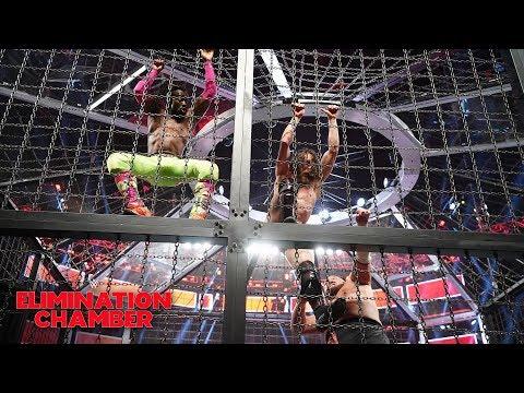 Xxx Mp4 Kofi Kingston Ignores Daniel Bryan S Pleas For Mercy WWE Elimination Chamber 2019 WWE NetworK 3gp Sex