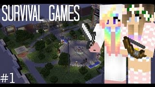 """""""How Girls Really Play Mcsg"""" - Survival Games Ep. 1"""