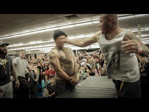 Xxx Mp4 Ink Masters Slap Off Contest KO Full Video Championship Match Must Watch 3gp Sex