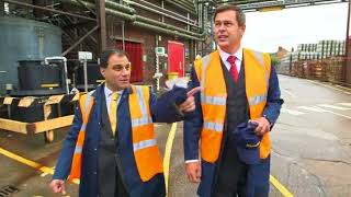 Peter Jones meets Lord Karan Bilimoria and Charlie Mullins S2E2