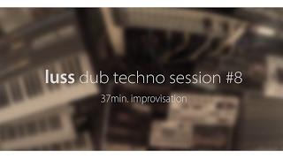 luss - dub techno session #8   37min. improv (free download)