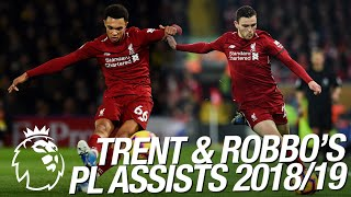 All of Trent Alexander-Arnold and Andy Robertson