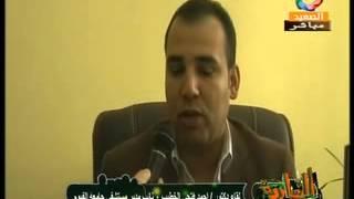 لقاء مع د أحمد فتحى الخطيب نائب مدير مستشفى جامعة الفيوم