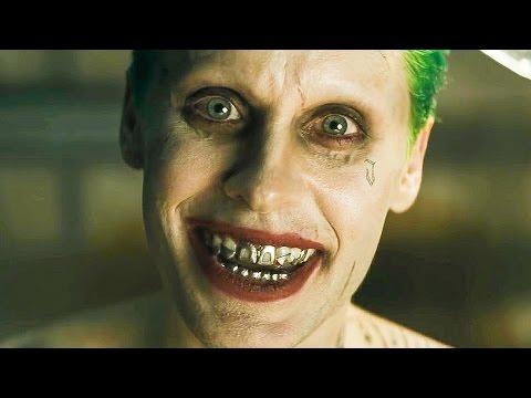 Suicide Squad Trailer Deutsch German (2016) Jared Leto, Margot Robbie