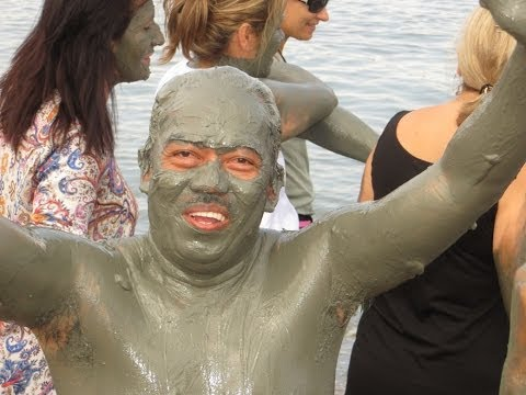 Dead Sea - a natural spa of mud bath and an exciting once in a lifetime experience of floating