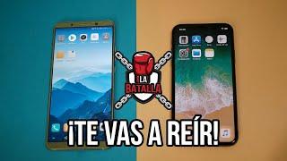 iPhone X vs Huawei Mate 10 Pro | La batalla