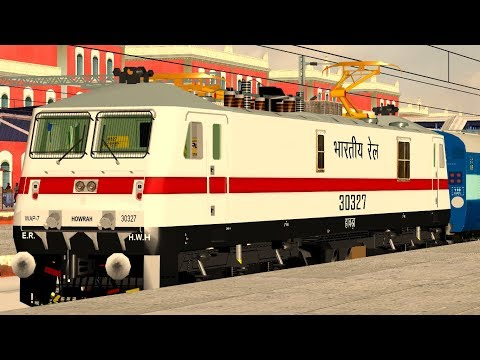 Xxx Mp4 12176 Chambal Superfast Express Departing Asansol I Wap 7 Acceleration I MSTS Openrails Doorplating 3gp Sex