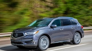 2017 Acura MDX Sport Hybrid - First Look