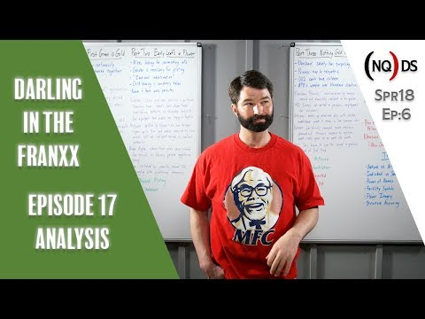 Xxx Mp4 Darling In The Franxx Episode 17 Analysis NQ DS Spr18 Ep6 3gp Sex