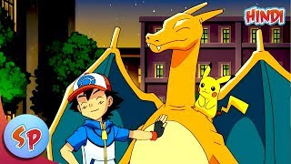 Why Charizard Listening to Ash Ketchum? | Explained in Hindi | Anime in hindi
