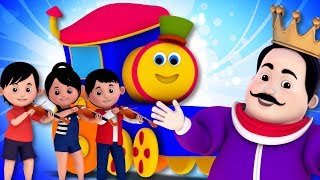 Old King Cole | Bob The Train | Nursery Rhymes For Babies by Kids Tv