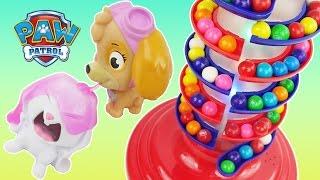 Gumball surprises featuring paw patrol