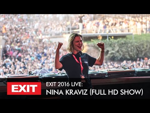 EXIT 2016 Nina Kraviz Live mts Dance Arena FULL HD Show