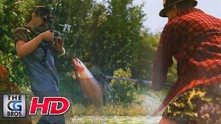 """CGI 3D Animated Trailers: """"Ultimate Fishing Simulator"""" - by FUSIONFX"""