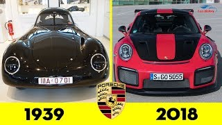 Porsche Evolution From 1939 - 2018 ✨ Cars History