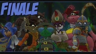 Sly Cooper Thieves in Time Walkthrough Finale Let's Play - Final Boss