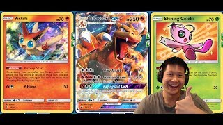 Counter Attack CHARIZARD GX, 400+ Damage For 2 Energies