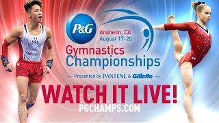 2017 P&G Gymnastics Championships - Jr. Men - Day 2
