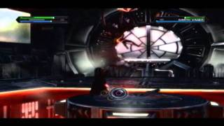 (Final) Let's Play Star Wars The Force Unleashed - Part 28 - Huge Lock!