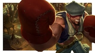 Kicking men with Lee Sin and Uberdanger is there also