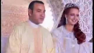 mariage royal marocain mouhmed 6  زفاف الملك محمد السادس