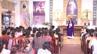 Bài giảng Lòng Thương Xót Chúa ngày 22/3/2017 - Cha Giuse Trần Đình Long