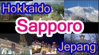 Wisata Jepang: 7 populasi untuk menjadi 5 kota terbesar di Jepang, Sapporo Hokkaido019 Moopon