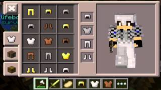 Minecraft PE Hunger Games #55: EZ kills and Fast Win (BEST HG?!?!)