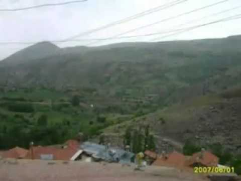 O yeşil yaylalar yar senin olsun Tokat yöresi türküleri Muhlis Akarsu türküsü