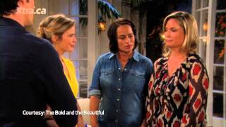 The Bold and Beautiful -  the lesbian coming out scene
