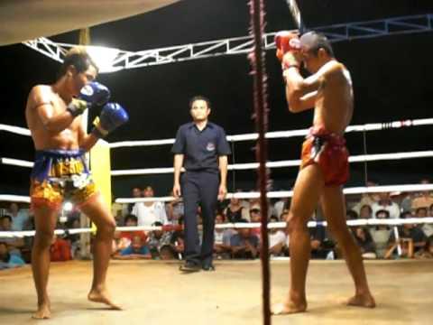 Bok Sit Nung Ubon Round 2