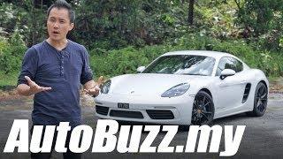 Porsche 718 Cayman 2.0 Turbo review - AutoBuzz.my