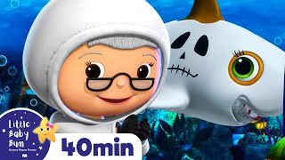 Halloween Special Compilation Part 2 |  Baby Shark +More Halloween Songs for Kids | Little Baby Bum