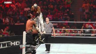 Raw: Rey Mysterio vs. CM Punk vs. Alberto Del Rio