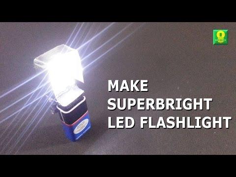Xxx Mp4 How To Make SuperBright LED Flashlight 3gp Sex