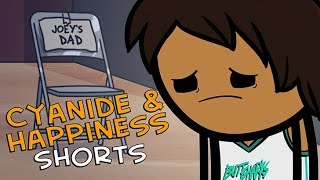 Airplane Dad: Part 2 - Cyanide & Happiness Shorts