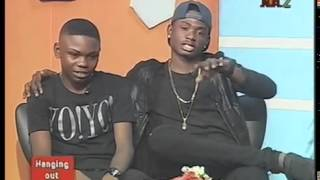 Yung Tizzy vs Lil Kesh Rap Battle on NTA