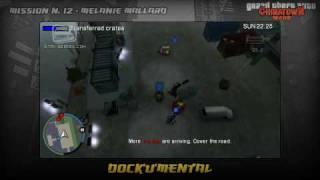 GTA Chinatown Wars - Walkthrough - Mission #12 - Dock'U'Mental