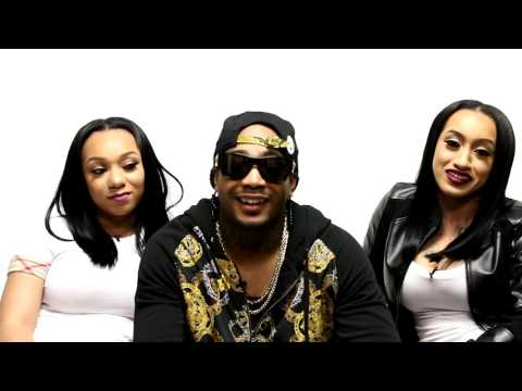 Mike Eazy B Eazy Details Relationship With Real Sisters, Dancers Bubblez Cold and Morocca