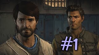 ESCAPING THE CELL || The Walking Dead: A New Frontier || Episode 4 || Part 1