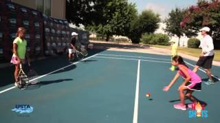 USTA Texas Hot Shots video series – Lobster Trap 17 of 25