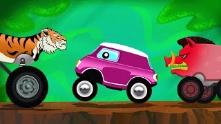 Kids TV Channel | Puckish Penny | out in the wild | Cartoon Video For Children |  Episode 2