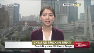 China establishes a new Silk Road in Europe