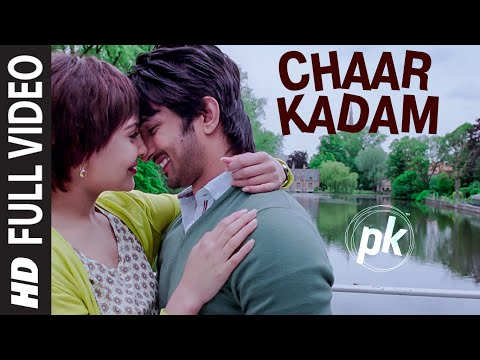 Xxx Mp4 39 Chaar Kadam 39 FULL VIDEO Song PK Sushant Singh Rajput Anushka Sharma T Series 3gp Sex