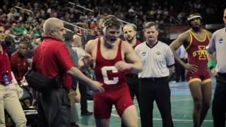 2016 Cornell Wrestling NCAA Highlight