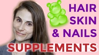 SUPPLEMENTS FOR HAIR, SKIN, AND NAILS| DR DRAY