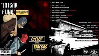 CYCLOP & VERCORS  feat MOITRY - Théorie B  ( Official Audio )