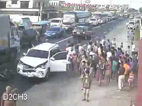 Xxx Mp4 Full CCTV Footage Of Vehicular Accident In Capas Tarlac 3gp Sex