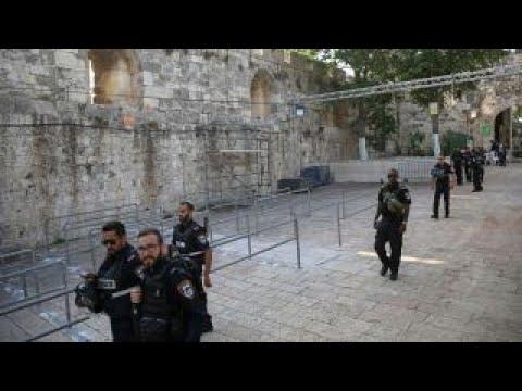 Xxx Mp4 Muslim Leaders Urge A Return To Holy Site In Jerusalem 3gp Sex